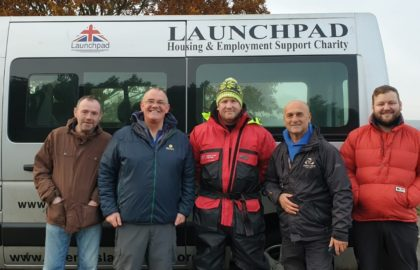 Read more about North East veterans use fishing to help their mental health