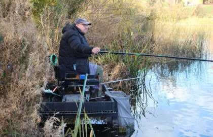 Read more about North East veterans use fishing as a way to address their  mental health and wellbeing