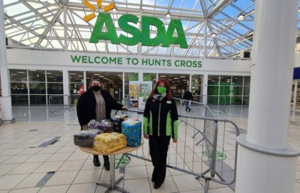 Read more about Asda donates hygiene products to Launchpad's veterans