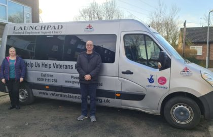 Read more about Funding provides relief for Liverpool veterans' charity