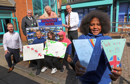 Read more about Launchpad veterans raise awareness of Armed Forces Day in school