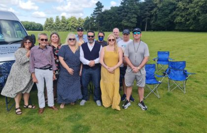 Read more about Veterans enjoy live music and food at annual summer garden party