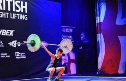 Read more about Lifting Launchpad weightlifting event – Saturday 11 September