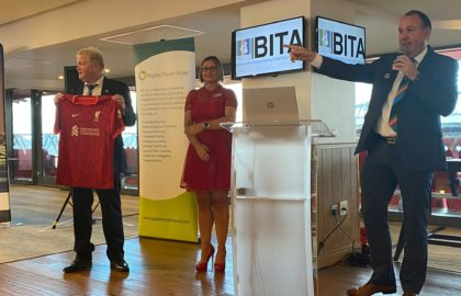 Read more about Launchpad welcomed at BITA lunch Liverpool