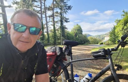 Read more about Armed forces veteran embarks on gruelling 650-mile solo bike ride