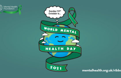 Read more about World Mental Health Day – 10 October 2021